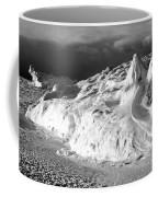 Snow Squal On Lake Michigan Coffee Mug