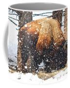 Snow Storm Coffee Mug