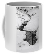 Snow Stream 2 Coffee Mug
