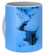 Snow Stream Coffee Mug