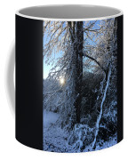 Snow Sunrise 2 Coffee Mug