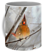 Snow Surprise Coffee Mug by Lois Bryan
