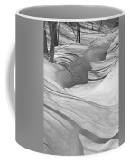 Snow Swirls Coffee Mug