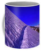 Snow Trail  Coffee Mug