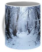 Snow Walk Coffee Mug