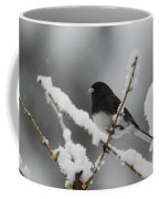 Snow Watcher Coffee Mug