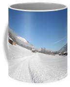Snow White Field Coffee Mug