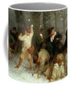 Snowballing Coffee Mug