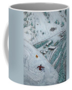 Snowbird Steeps Coffee Mug by Michael Cuozzo