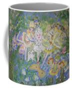 Snowdrop The Fairy And Friends Coffee Mug