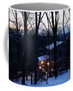 Snowed In Coffee Mug