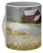 Snowfall In The Valley Coffee Mug