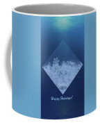 Snowflake Jewel Coffee Mug