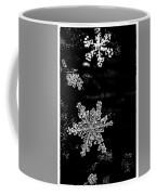 Snowflake Jewels Coffee Mug