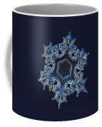 Snowflake Photo - Spark Coffee Mug