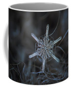 Snowflake Photo - Steering Wheel Coffee Mug