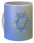 Snowflake Photo - Sunflower, Golden Version Coffee Mug