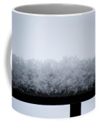 Snowflakes Chill The Iron Coffee Mug