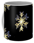 Snowflakes Coffee Mug