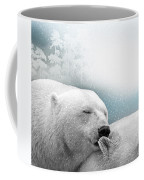 Snowstorm Kiss Coffee Mug