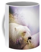 Snowstorm Kisses Coffee Mug