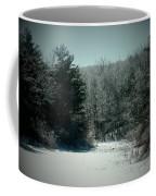Snowy Creek Bend Coffee Mug