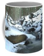 Snowy Falls Coffee Mug