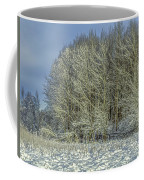 Snowy Landscape #f3 Coffee Mug