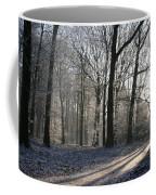 Mystical Winter Landscape Coffee Mug