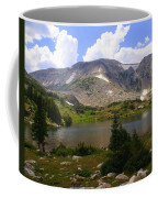 Snowy Mountain Loop 9 Coffee Mug