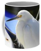 Snowy Profile Coffee Mug