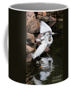 Snowy Reflections Coffee Mug