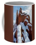 Snowy Ridge Coffee Mug