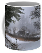 Snowy Road 2 Coffee Mug