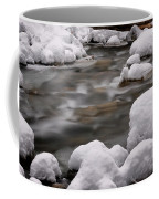 Snowy Stickney Brook Coffee Mug