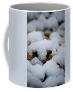 Snowy Stones Coffee Mug