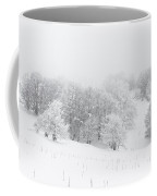 Snowy Trees - 4 Coffee Mug
