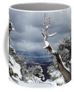 Snowy View Coffee Mug