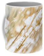 Snowy Weed Coffee Mug