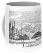 Snug Harbor Alaska Anchorage Coffee Mug