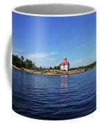 Snug Harbour Lighthouse Coffee Mug