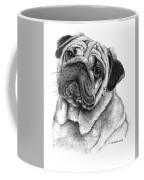 Snuggly Puggly Coffee Mug