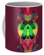 So High On Colors Coffee Mug