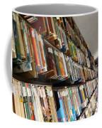 So Many Books Coffee Mug