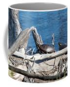 Soaking The Sun Coffee Mug
