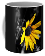 Soaking Up The Yellow Sunshine Coffee Mug