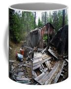 Soap Creek Debris, Real Estate Series Coffee Mug