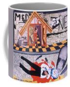Soap Scene # 9 Med Ned Likes People Dead Coffee Mug