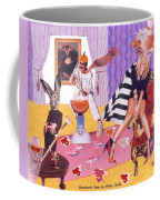 Soap Scene #20 Galleria Symbiosis Coffee Mug