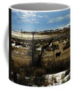 Soaring In Montana Coffee Mug